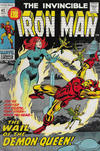 Cover Thumbnail for Iron Man (1968 series) #42 [British Price Variant]