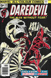 Cover Thumbnail for Daredevil (1964 series) #130 [British Price Variant]