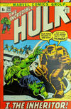 Cover Thumbnail for The Incredible Hulk (1968 series) #149 [British Price Variant]