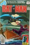 Cover for Batman (DC, 1940 series) #306 [British]