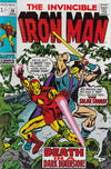 Cover for Iron Man (Marvel, 1968 series) #26 [British]