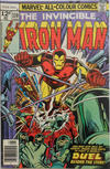 Cover for Iron Man (Marvel, 1968 series) #110 [British Price Variant]