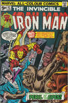 Cover Thumbnail for Iron Man (1968 series) #82 [British Price Variant]