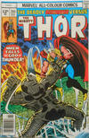 Cover Thumbnail for Thor (1966 series) #265 [British Price Variant]