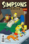 Cover for Simpsons Comics (Bongo, 1993 series) #228