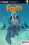 Cover for Faith (Valiant Entertainment, 2016 series) #1 [Third Printing]