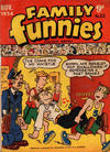 Cover for Family Funnies (Associated Newspapers, 1953 series) #22
