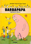 Cover for Barbapapa. tegneserie-album (Fremad, 1976 series)