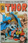 Cover Thumbnail for Thor (1966 series) #292 [British Price Variant]