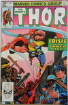 Cover for Thor (Marvel, 1966 series) #311 [British Price Variant]