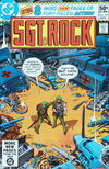 Cover for Sgt. Rock (DC, 1977 series) #346 [Direct]