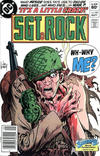 Cover for Sgt. Rock (DC, 1977 series) #380 [Newsstand]