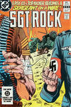 Cover for Sgt. Rock (DC, 1977 series) #381 [Direct-Sales]