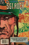 Cover for Sgt. Rock (DC, 1977 series) #395 [Newsstand Variant]