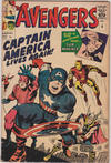 Cover Thumbnail for The Avengers (1963 series) #4 [British]