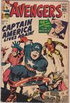 Cover for The Avengers (Marvel, 1963 series) #4 [British]
