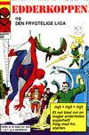Cover for Edderkoppen (Egmont, 1997 series) #0