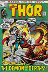 Cover for Thor (Marvel, 1966 series) #204 [British Price Variant]