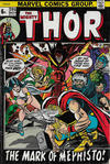 Cover for Thor (Marvel, 1966 series) #205 [British Price Variant]