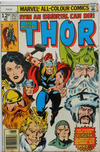 Cover Thumbnail for Thor (1966 series) #262 [British Price Variant]