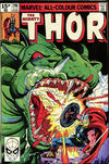 Cover Thumbnail for Thor (1966 series) #298 [British Price Variant]