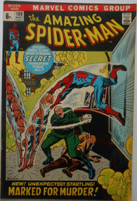 Cover Thumbnail for The Amazing Spider-Man (Marvel, 1963 series) #108 [British]