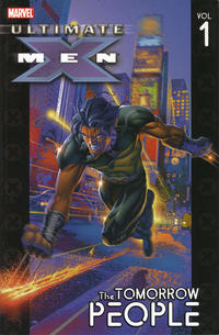 Cover Thumbnail for Ultimate X-Men (Marvel, 2002 series) #1 - The Tomorrow People
