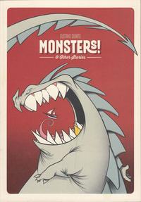 Cover Thumbnail for Monsters! and Other Stories (Dark Horse, 2014 series)