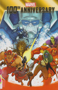 Cover Thumbnail for Marvel 100th Anniversary (Marvel, 2014 series)