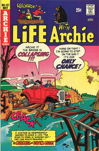 Cover for Life with Archie (Archie, 1958 series) #157