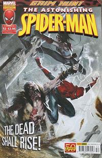 Cover Thumbnail for Astonishing Spider-Man (Panini UK, 2009 series) #52