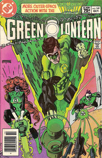 Cover for Green Lantern (DC, 1960 series) #169 [Direct-Sales]