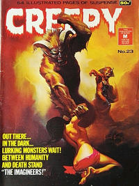 Cover Thumbnail for Creepy (K. G. Murray, 1974 series) #23
