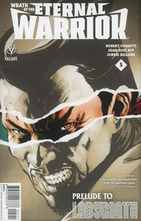 Cover Thumbnail for Wrath of the Eternal Warrior (Valiant Entertainment, 2015 series) #5 [Cover A - Phil Jimenez]