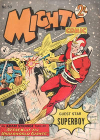 Cover Thumbnail for Mighty Comic (K. G. Murray, 1960 series) #50