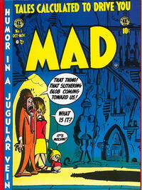 Cover Thumbnail for The Complete Color Mad (Russ Cochran, 1986 series) #1