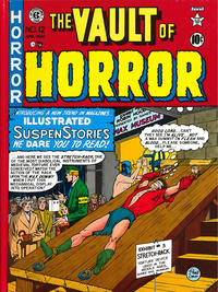 Cover Thumbnail for The Vault of Horror (Russ Cochran, 1982 series) #1