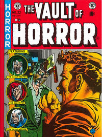 Cover Thumbnail for The Vault of Horror (Russ Cochran, 1982 series) #4