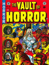 Cover Thumbnail for The Vault of Horror (Russ Cochran, 1982 series) #3