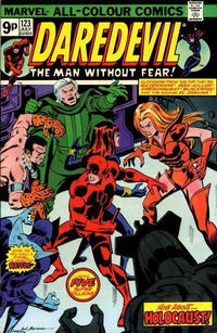 Cover Thumbnail for Daredevil (Marvel, 1964 series) #123 [British]