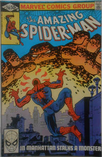 Cover Thumbnail for The Amazing Spider-Man (Marvel, 1963 series) #218 [Direct Edition]