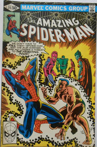 Cover Thumbnail for The Amazing Spider-Man (Marvel, 1963 series) #215 [Direct Edition]
