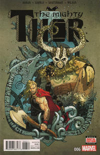 Cover Thumbnail for Mighty Thor (Marvel, 2016 series) #6