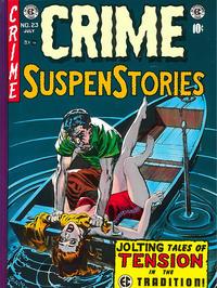 Cover Thumbnail for Crime Suspenstories (Russ Cochran, 1983 series) #5