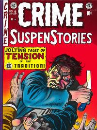 Cover Thumbnail for Crime Suspenstories (Russ Cochran, 1983 series) #3