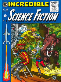 Cover Thumbnail for Incredible Science Fiction (Russ Cochran, 1982 series) #2