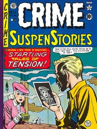 Cover Thumbnail for Crime Suspenstories (Russ Cochran, 1983 series) #1