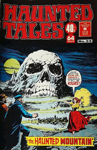 Cover Thumbnail for Haunted Tales (K. G. Murray, 1973 series) #24