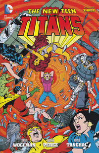 Cover Thumbnail for The New Teen Titans (DC, 2014 series) #3