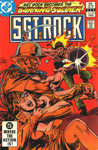 Cover Thumbnail for Sgt. Rock (DC, 1977 series) #373 [Direct-Sales]